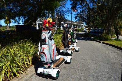 GolfBoards with Bags