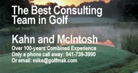 Evaluating Golf Courses - Not Easy