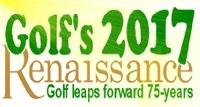 Golf's 2017 Renaissance